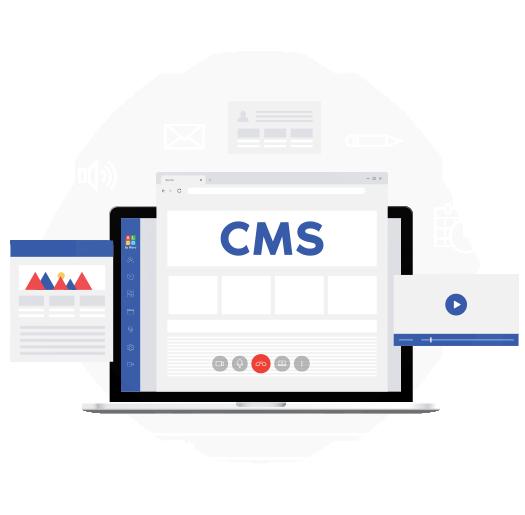 Aldo Webinars Content Management System